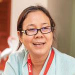 - Nan Aye Aye Maw, Senior Staff Nurse