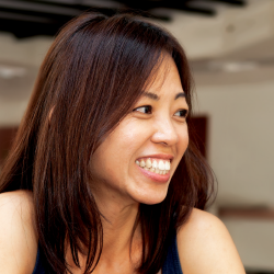 - Rae Kwa, Chairperson of Tampines Home's Volunteers Group